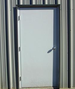 Walk Door no window
