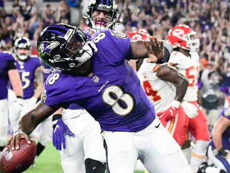 The Crow's Nest: The Ravens KC Masterpiece