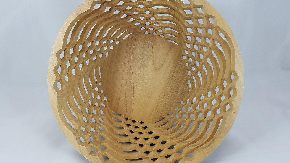 """10"""" Solid Maple Bowl"""