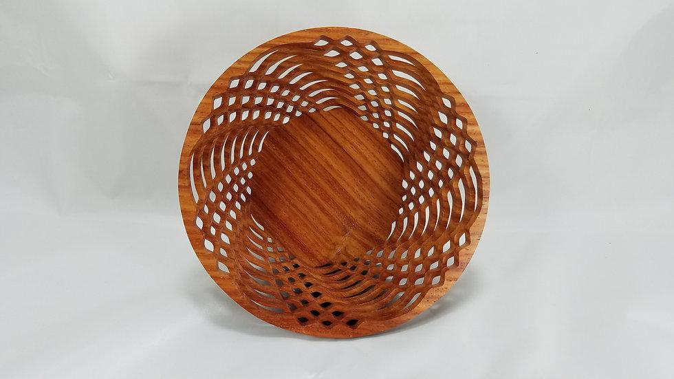 "6"" African Padauk Bowl"