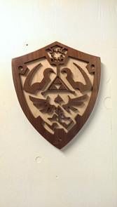 Zelda's Hylian Shield