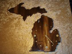 MI Gunshell Clock Set
