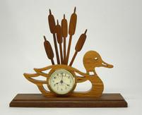 Mallard Desk Clock