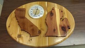 Cali / MI Clock