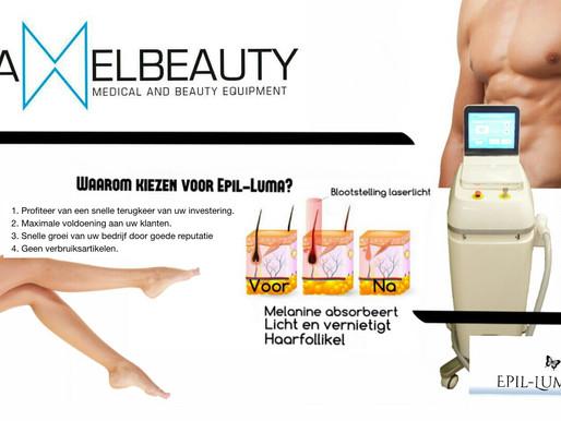 Waarom kiezen voor EPIL-LUMA diode laser?