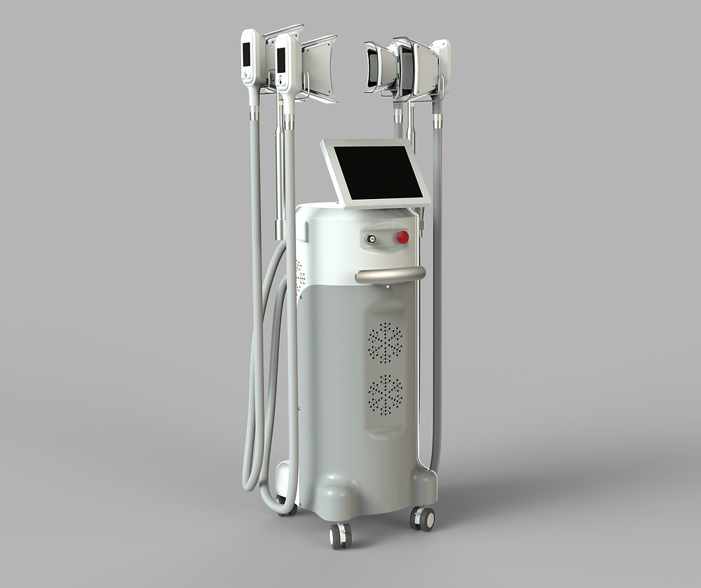 cryolipolysis fat reductions system