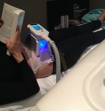 NEW cryolipo system arrived in our client's clinic