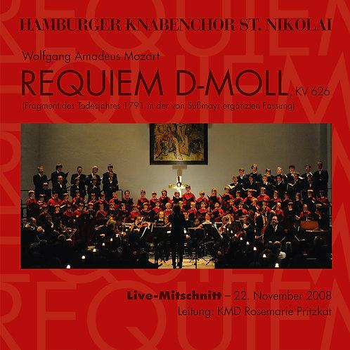 CD I Requiem D-Moll