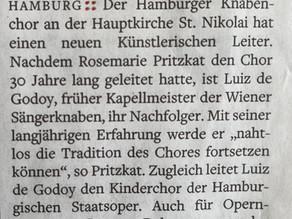 Artikel im Hamburger Abendblatt vom 29.01.2021