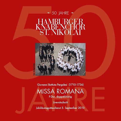 """CD I Live-Mitschnitt """"Missa Romana"""""""