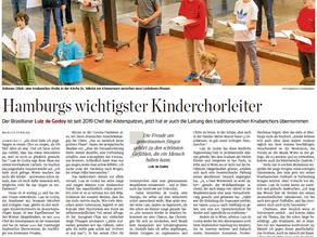 Artikel im Hamburger Abendblatt am 24.03.2021