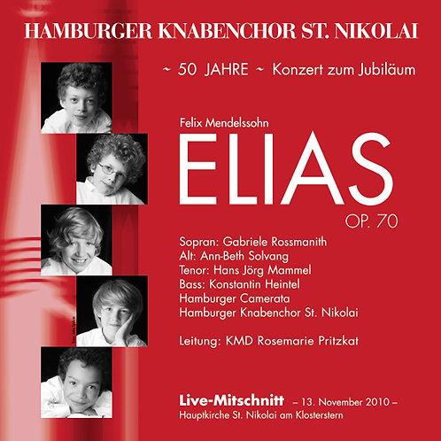 """CD I Live-Mitschnitt """"ELIAS"""""""