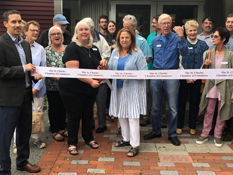 Fine Line Creative Arts Center celebrates 40 Years with A Ribbon Cutting & Reception