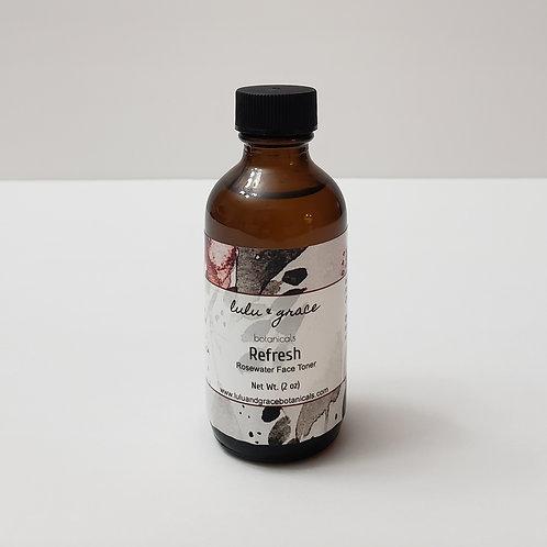 Refresh - Rosewater Toner