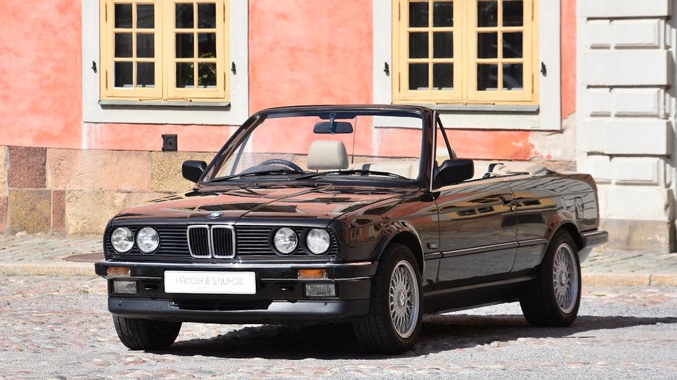 1986 BMW 325i Cabrio