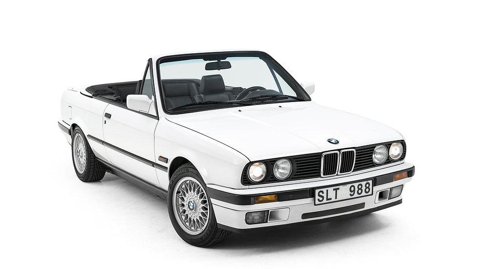 1992 BMW 320i Cabrio