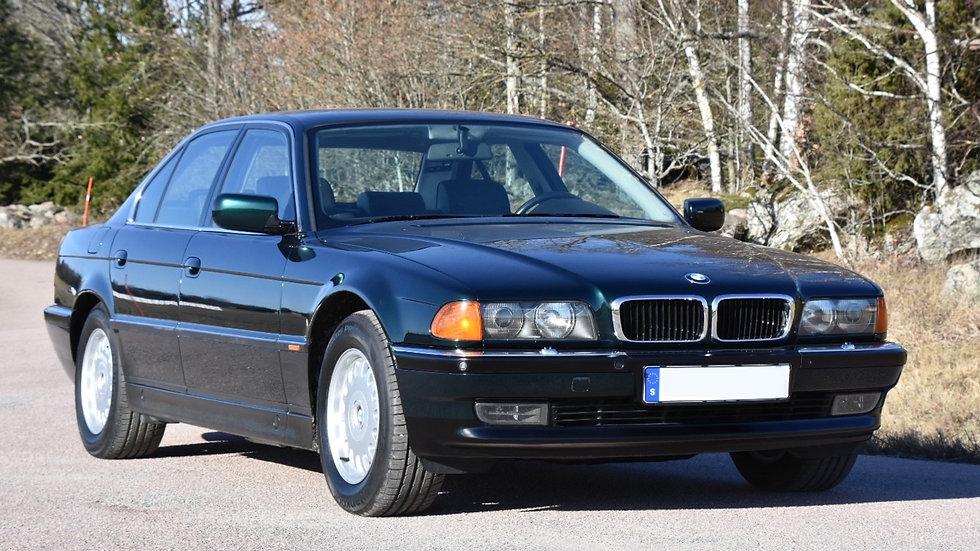 1995 BMW 750iA