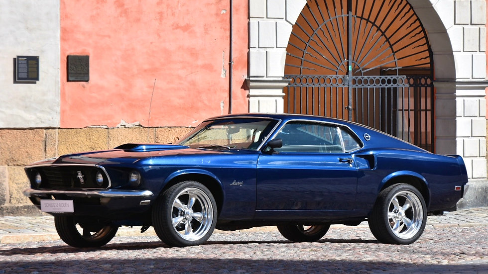 1969 Ford Mustang Fastback 351