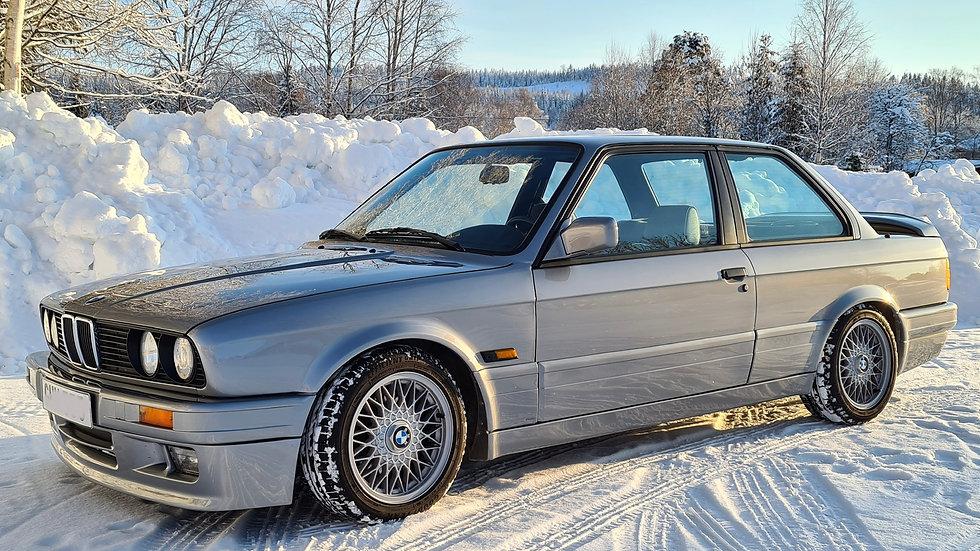 1989 BMW 325i Coupé M-Tech II
