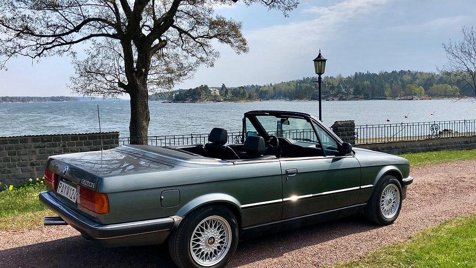 1990 BMW 320i Cabrio