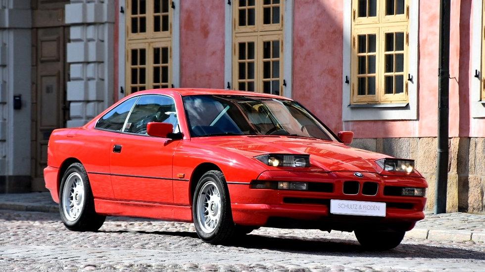 1991 BMW 850i A