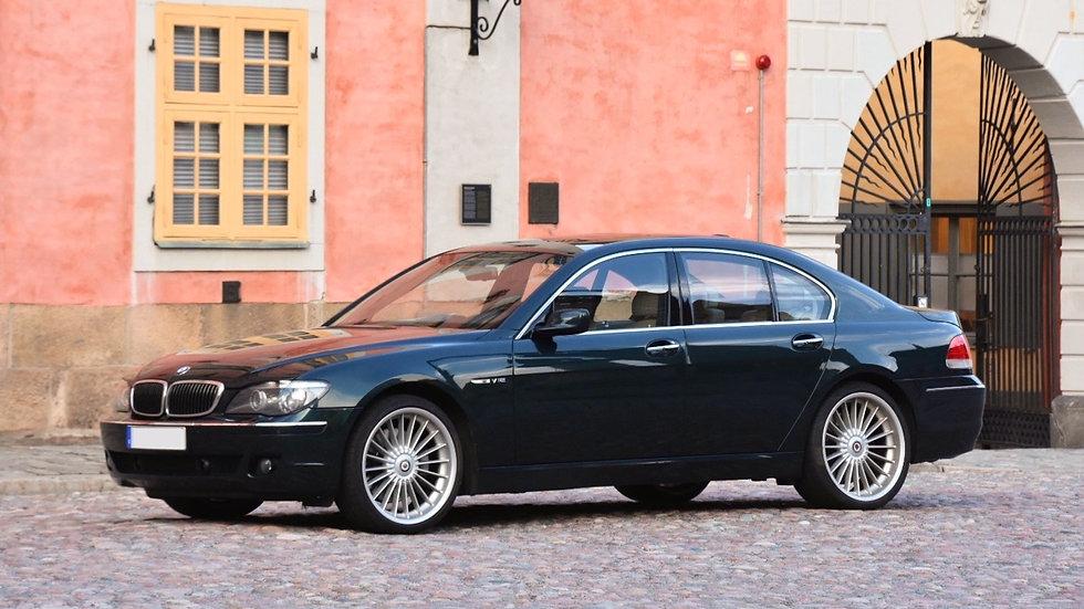 2007 BMW 760i