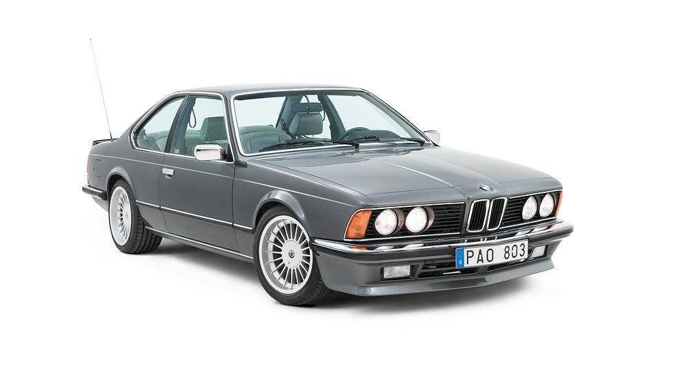 1986 BMW 635 CSiA