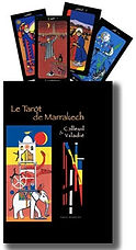 Caja Tarot de Marrakech by Georges Colleuil