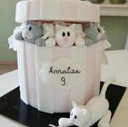 Cicás torta