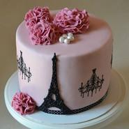 Párizs torta