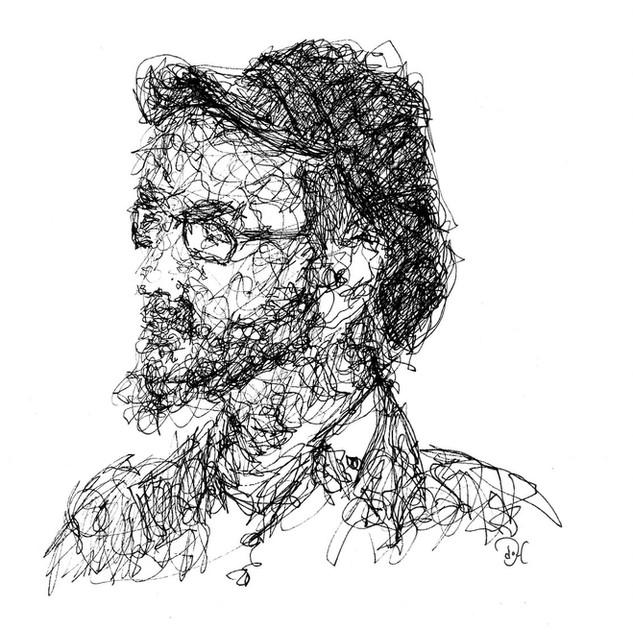 Fraser Ross - Mongrels (inlay)