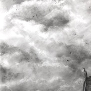 Swifts over Hackney
