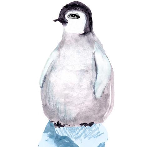 Penguin Podium