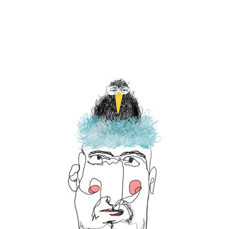Squiggle Bird