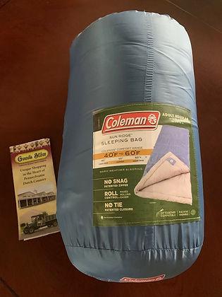 20. Coleman Sleeping Bag.jpg