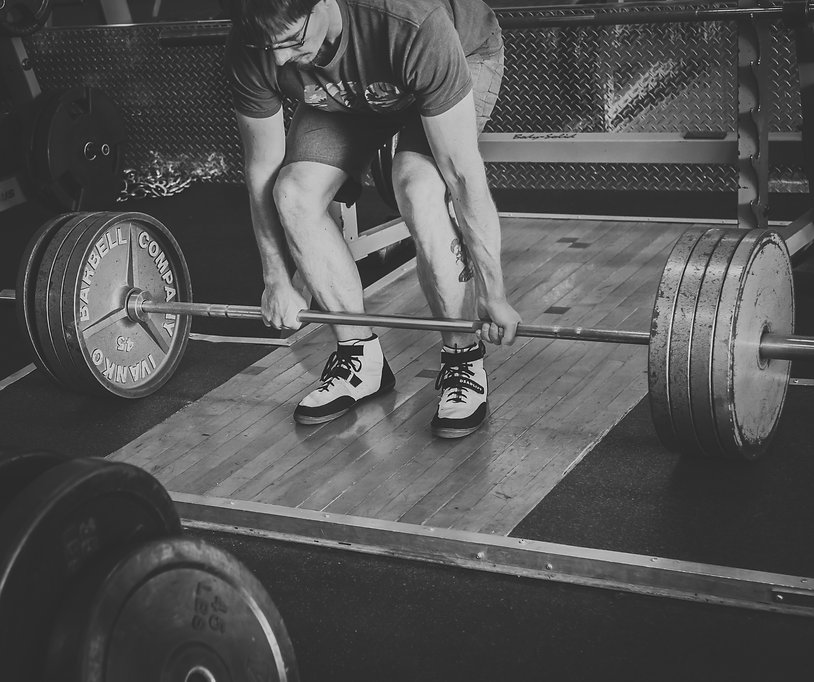 Weight Lifting, Barbell