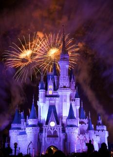 Disney World & the Grace of God