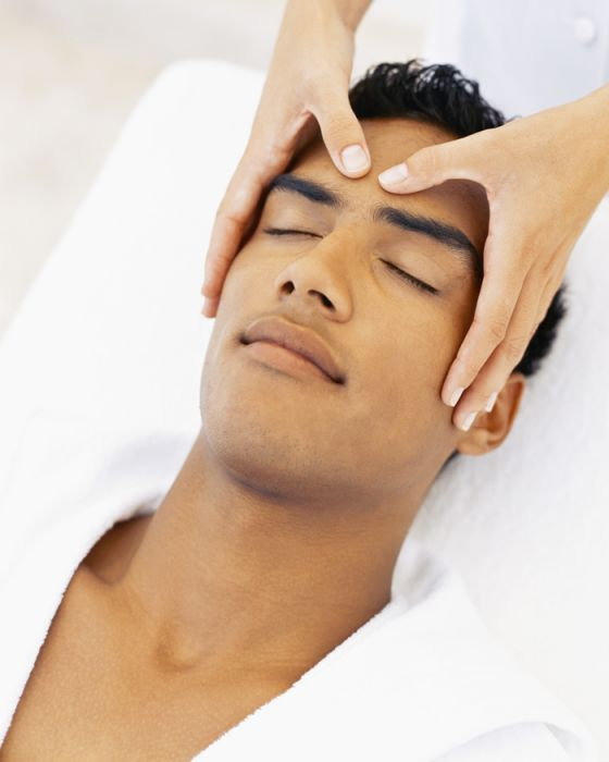 Face Marma Massage