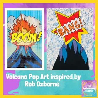 Rob Ozborne Pop Art