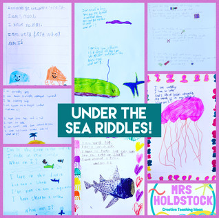 Under the sea riddles