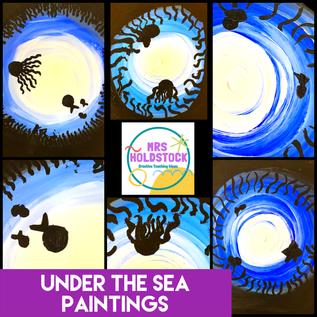 Under the Sea Art