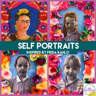 Frida Kahlo Self Portraits
