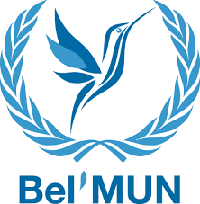 Logo du club Bel'MUN