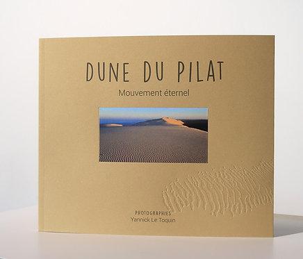 Livre Dune du Pilat - photographies Yannick Le Toquin