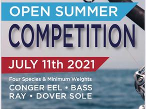 Summer Open Comp