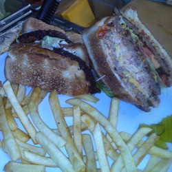 3x Cheeseburger