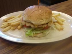 Chicken Sandwich Plate