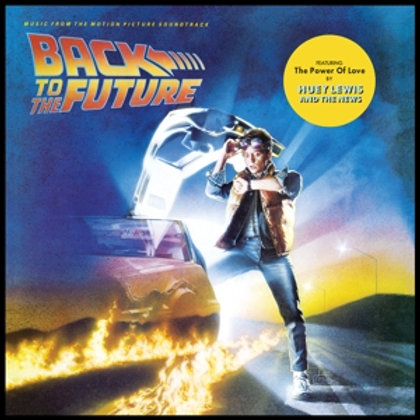 O.S.T. - RITORNO AL FUTURO/BACK TO THE FUTURE
