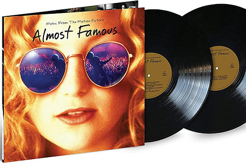 O.S.T. - ALMOST FAMOUS XX ANNIVERSARY EDITION