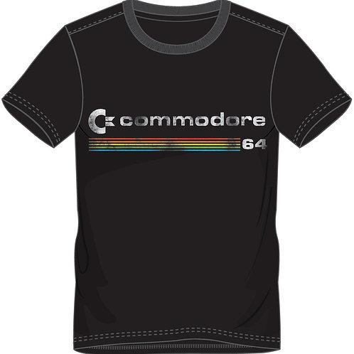 T-shirt COMMODORE 64 Vintage